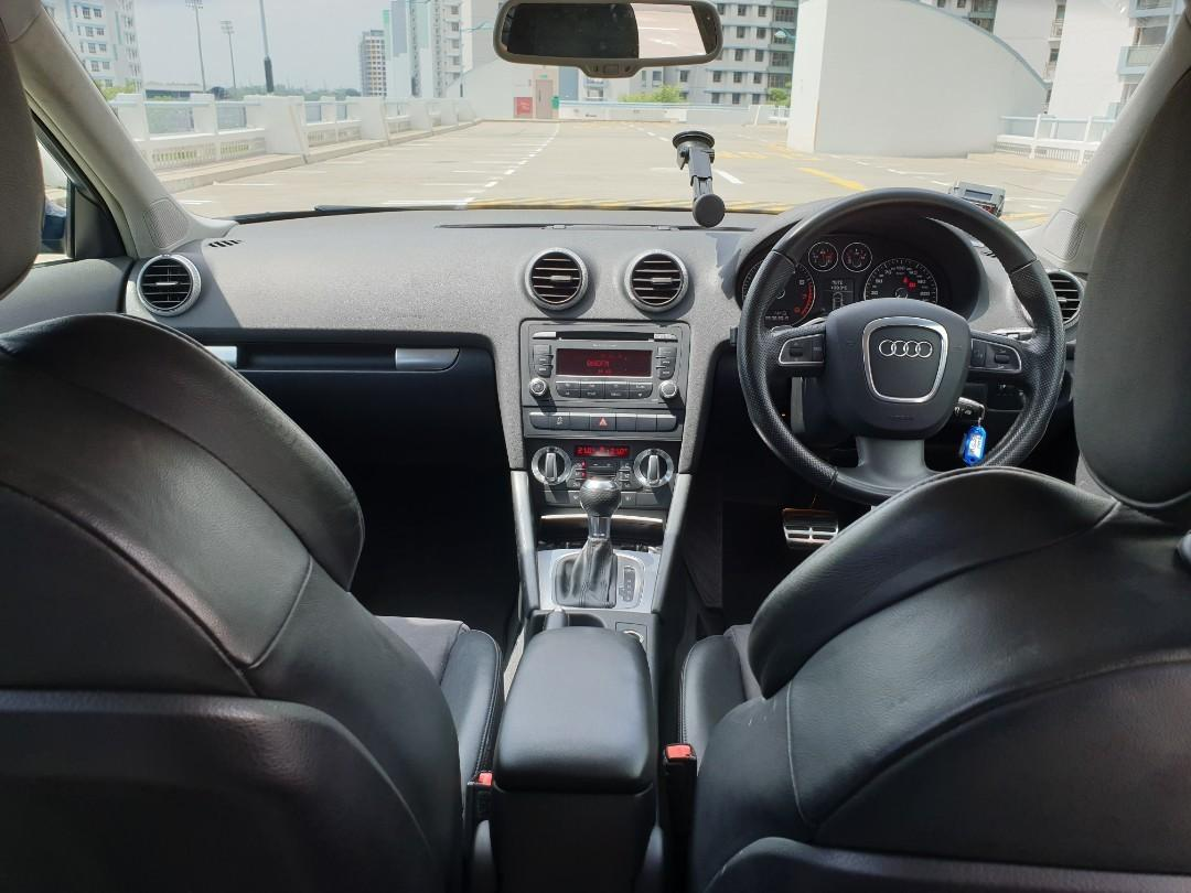 Audi A3 Sportback 1.8 TFSI S tronic DSG 5-Dr (A)