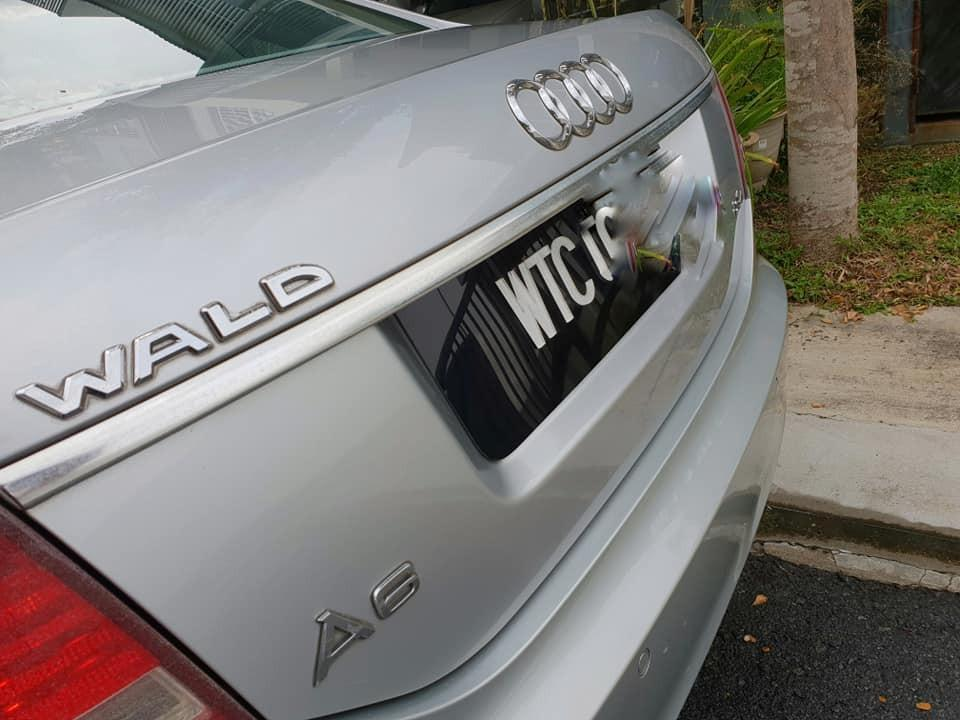 Audi A6 C6 2.4 V6 Limited WALD Edition Keyless With Sunroof, One Carefull Owner