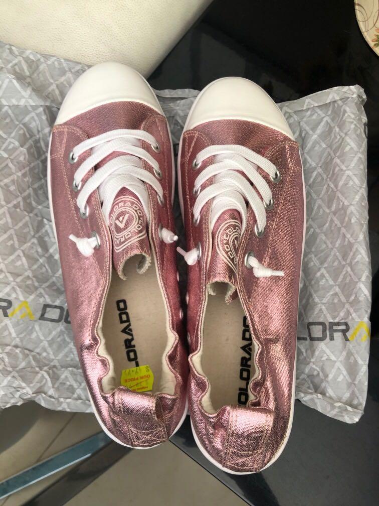 Australia Colorado - Pink sneakers