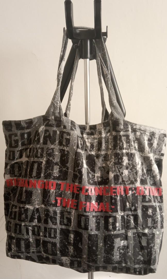 BIGBANG10 THE CONCERT 0.TO.10 FINAL IN SEOUL (Authentic) shopping bag - zly