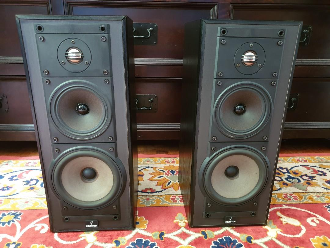 Celestion 9 Speakers Made in England, Electronics, Audio
