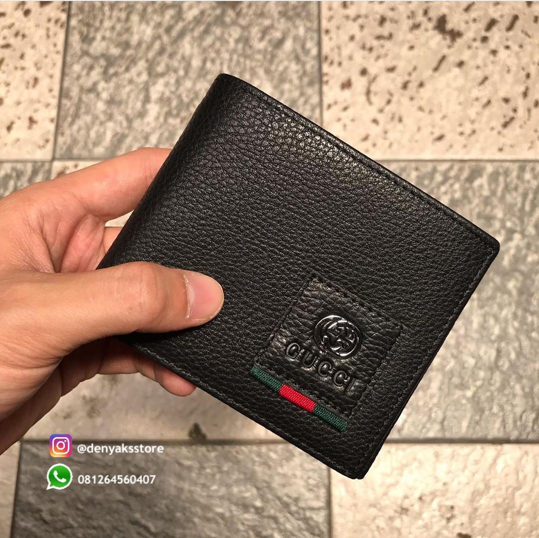 Dompet Kulit Gucci