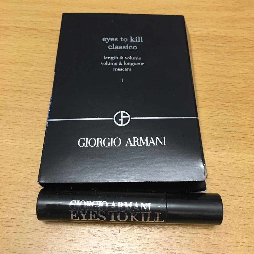 giorgio armani mascara