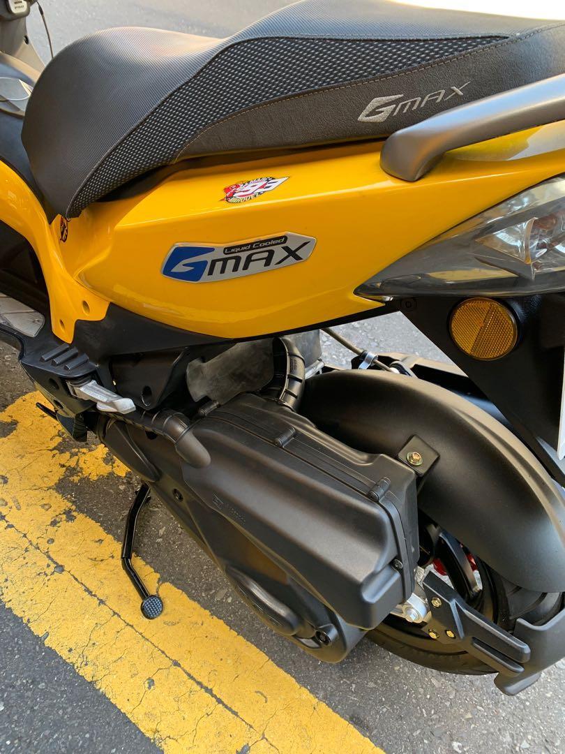 G-MAX 150 2014年 可協助辦理分期喔!免頭款
