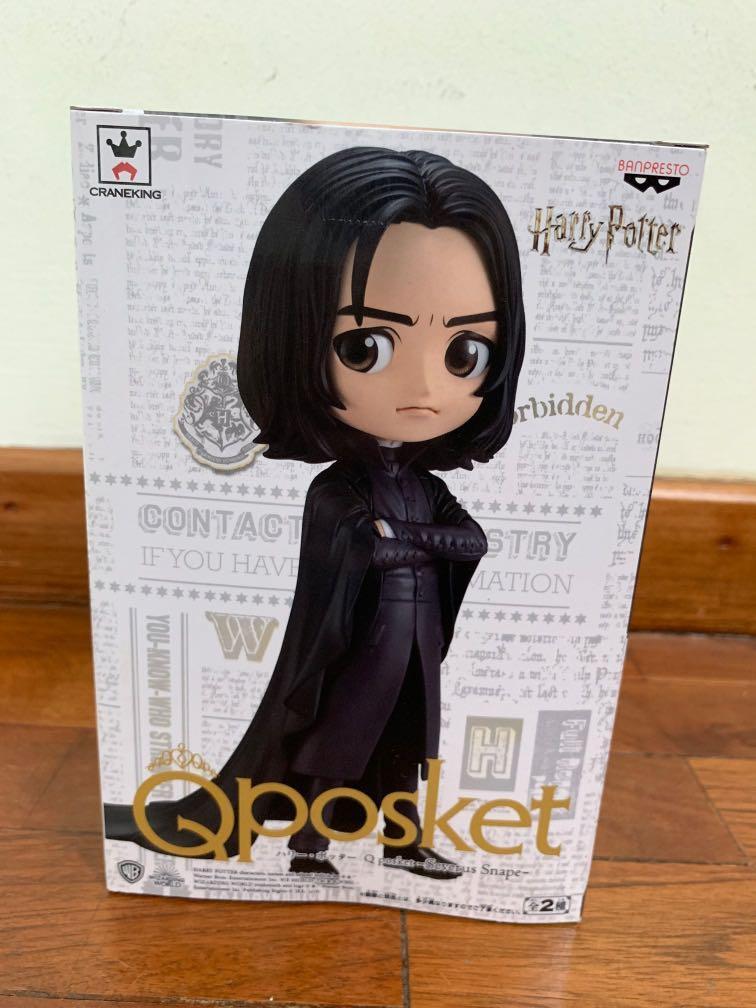 PRE-ORDER Harry Potter Snape QPosket Q Posket Banpresto Figure Figurine Japan