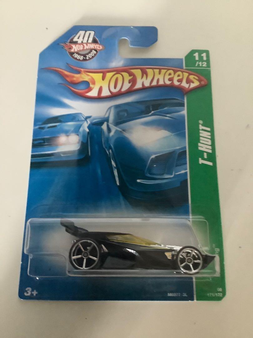Hot wheels 2007 TREASURE HUNT drift king 40 anniversary exclusive rare limited edition diecast car