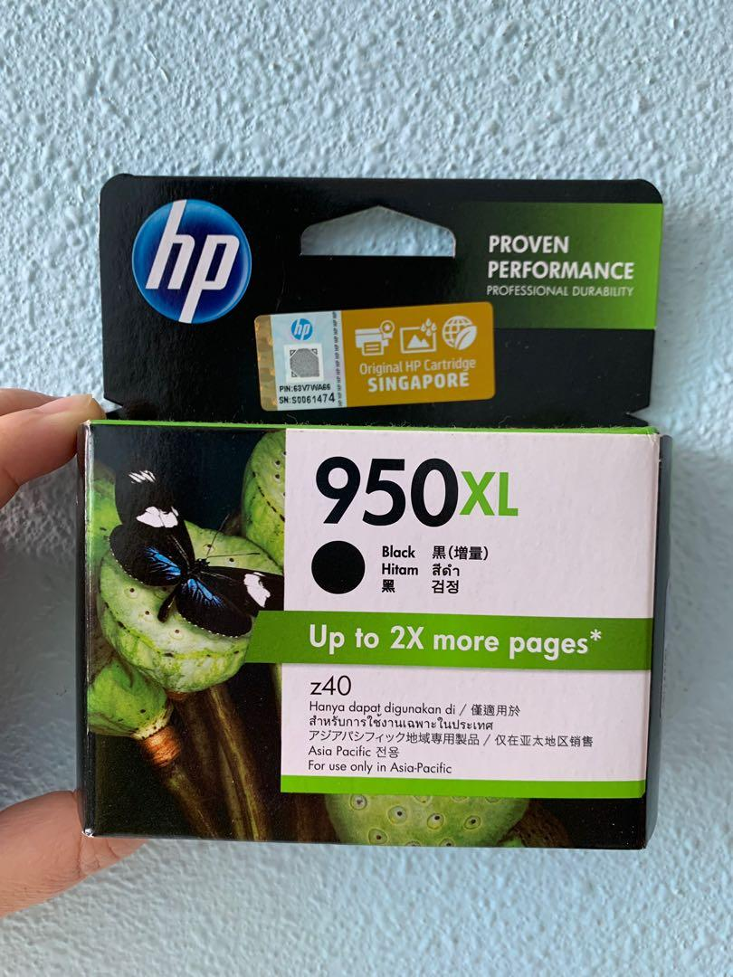 HP Ink Cartridge, Electronics, Computers, Others on Carousell