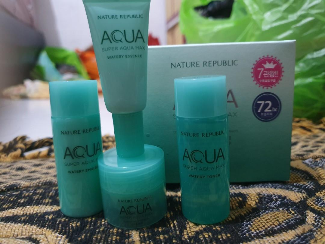 Nature Republic Aqua Super Max
