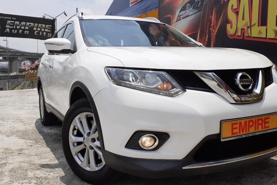 NISSAN X-TRIAL 2.5 L (A) SUV !! 7 SEATERS LUXURY IMPUL EDITION !! 4WD 7 SPEED AUTOMATIC TRANSMISSION !!