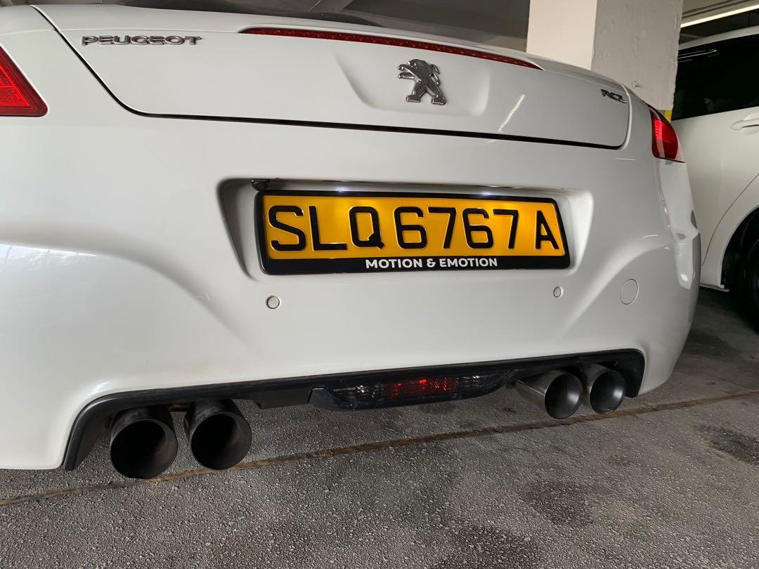 Peugeot RCZ 1.6 Turbo (A)