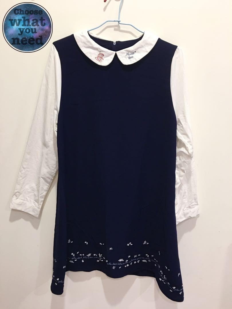 Pazzo-愛麗絲聯名洋裝(女L號)