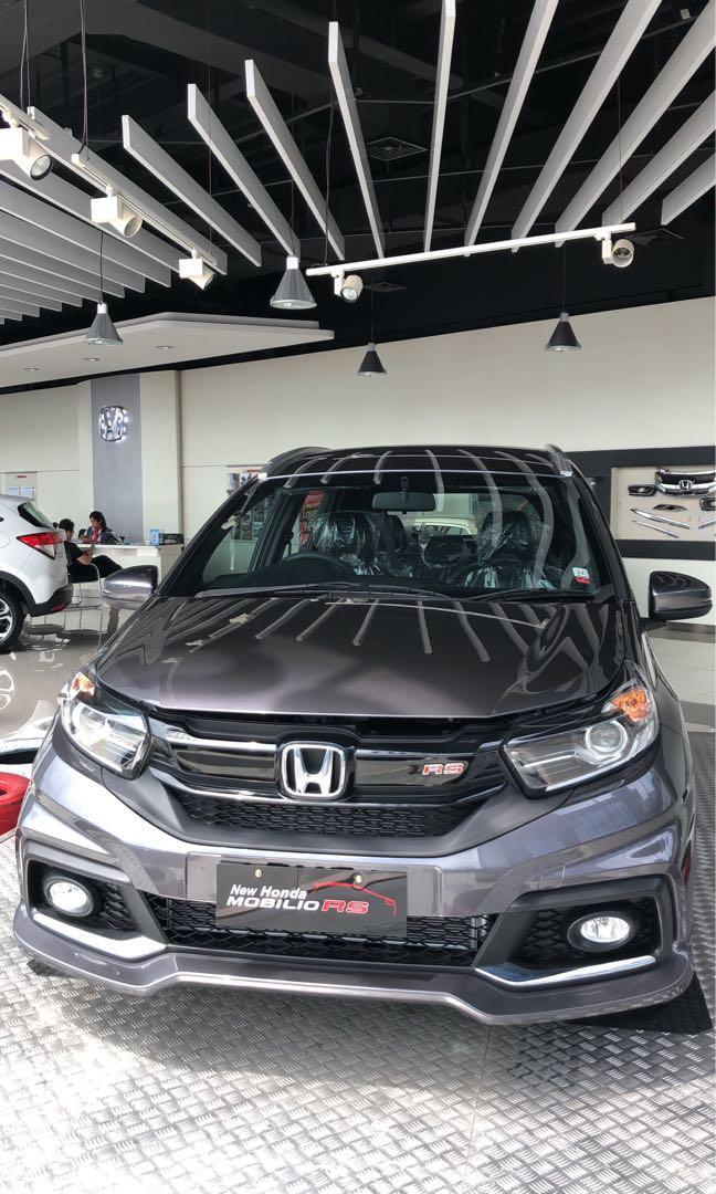Promo all new honda mobilio rs matic 2019 free bensin Rp.6.000.000