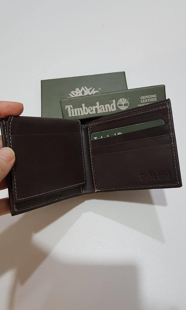 Timberland Men's Hunter Wallet, brown