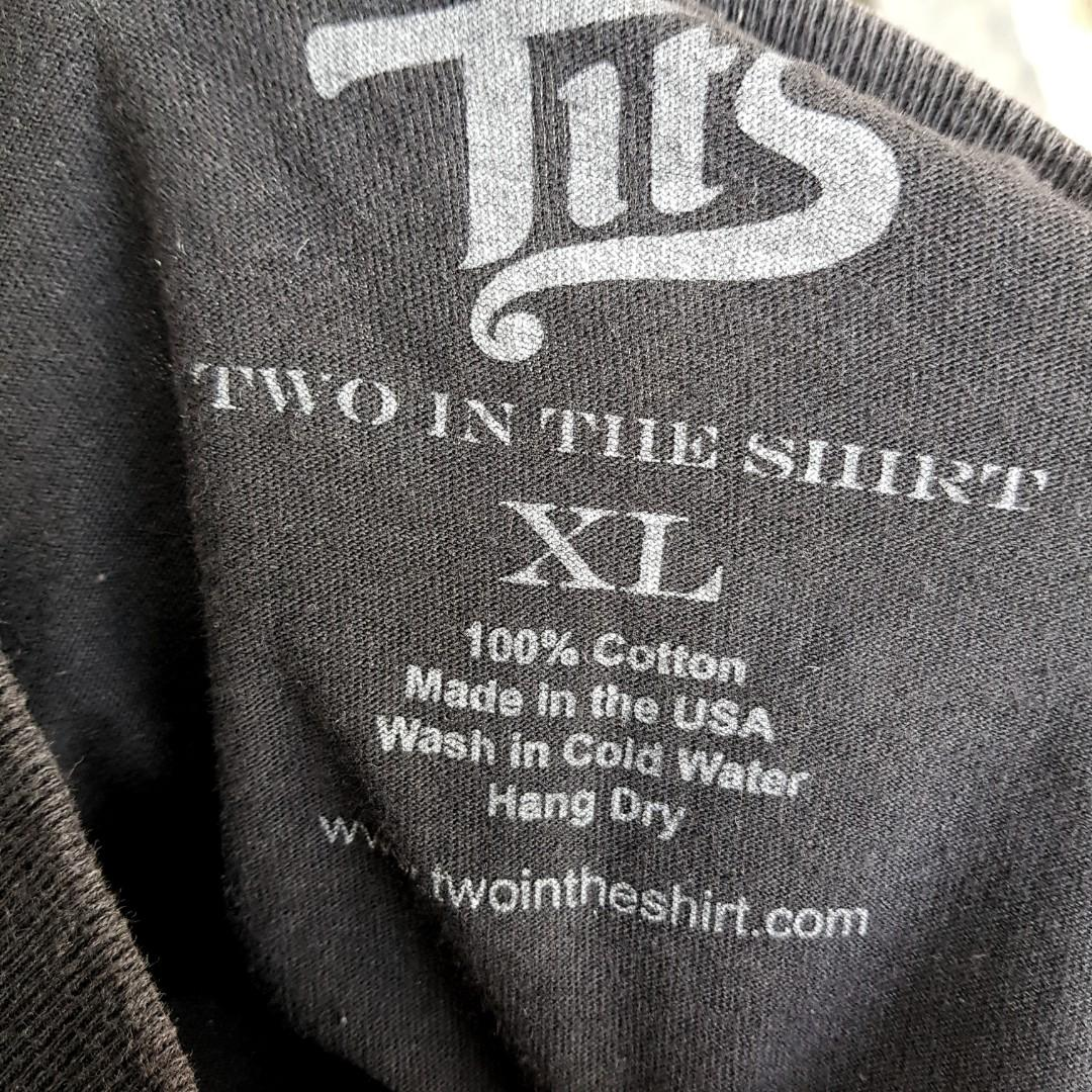 Two in the shirt Tee