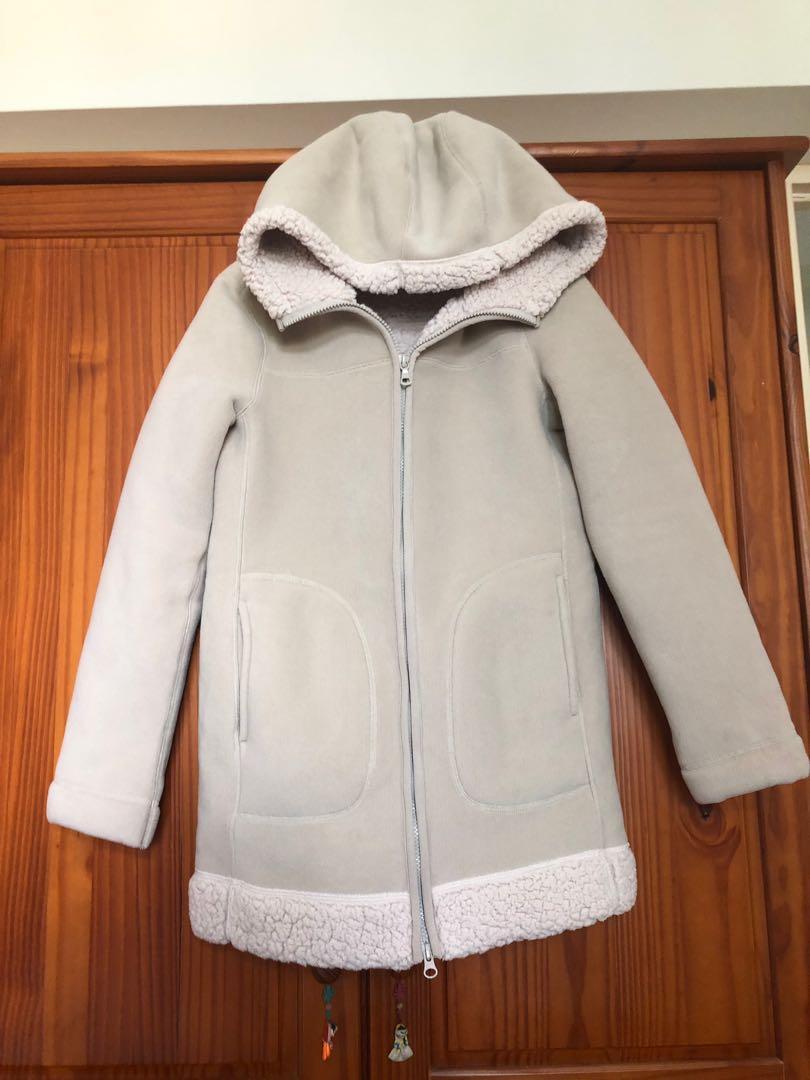 Uniqlo fleece jacket ladies