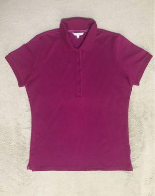 Uniqlo Polo shirt Fuschia