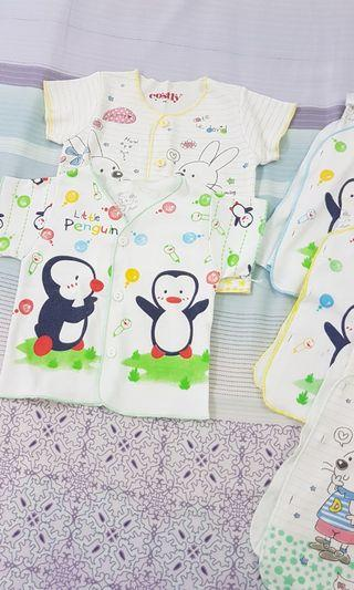 Baju Newborn set 5 pcs
