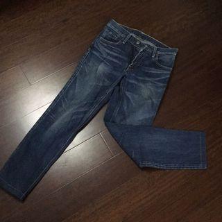 Levi's 男牛仔褲
