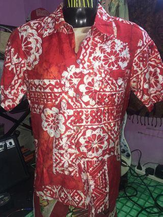 vtg hawaiian shirt