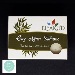 ELYAKUD Tea Tree Soap (face cleanser)