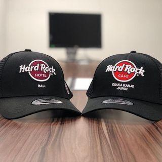 Hard rock cap