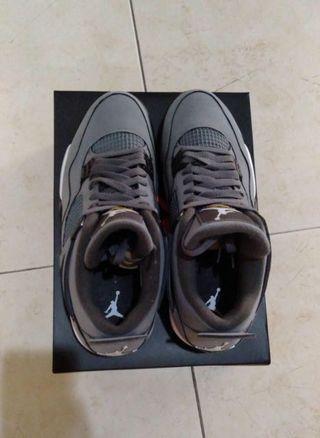 Nike air jordan 4 cool grey