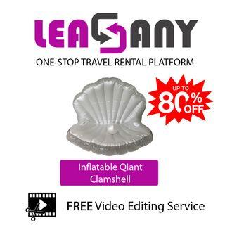 Rental: Inflatable Qiant Clamshell