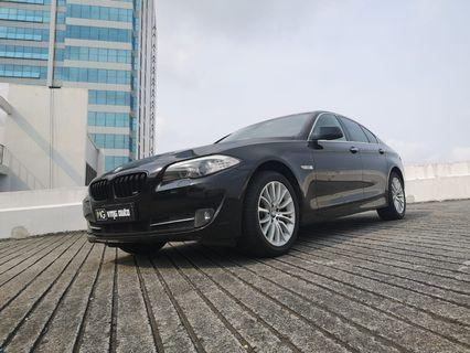 BMW 523I FOR LEASE
