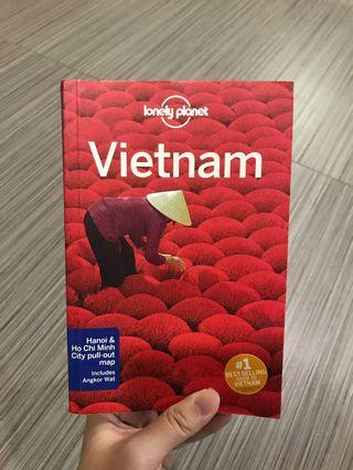 Lonely Planet Vietnam (14th edition)