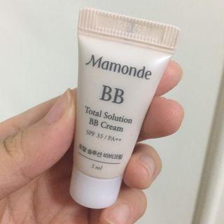 Mamode 夢妝 全效修容BB霜 #01 亮膚色 5ml