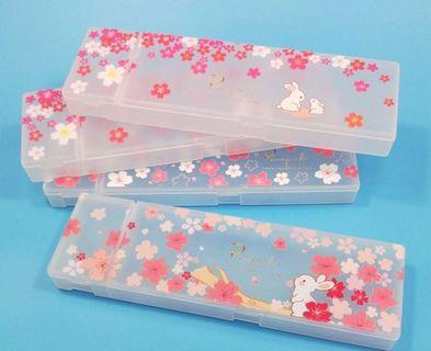 [po] cherry blossom box Pencil Case
