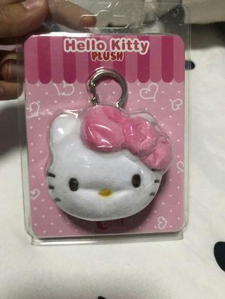 Hello Kitty Ezlink Charm Plush pink