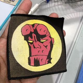 Patch hellboy rare