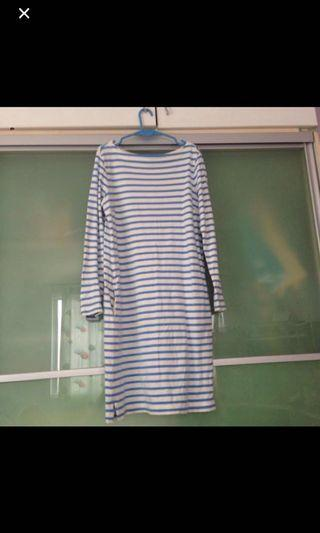 Uniqlo Stripe Dress *096