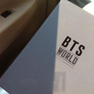 [WTS] BTS WORLD OST