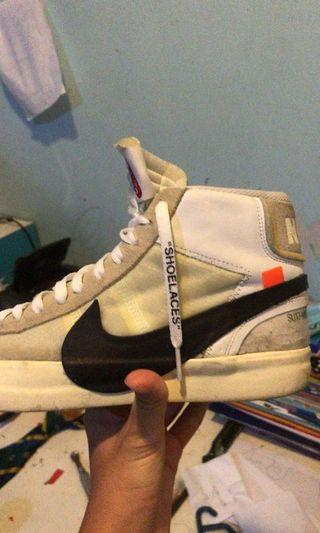 Off White Blazer Mid (Premium Fake)