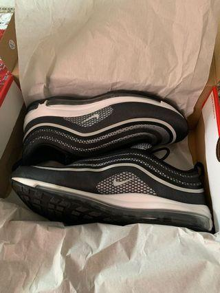 Nike Air Max 97 ultra (black and white reflective) + original receipt