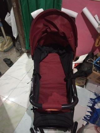 Baby stroller labeille light