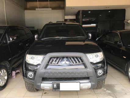 Mitsubishi Pajero Exceed 2.5 Diesel a/t 2011