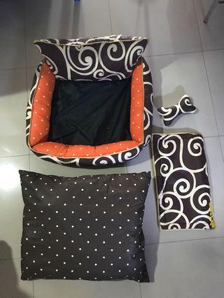 Cushion Cover bantal ranjang tempat tidur anjing dog bed