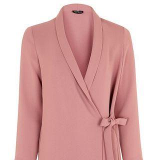 Topshop Rose Blazer Dress