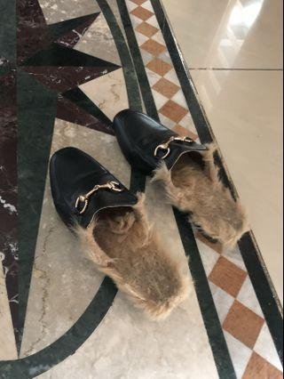 Gucci inspired loafers