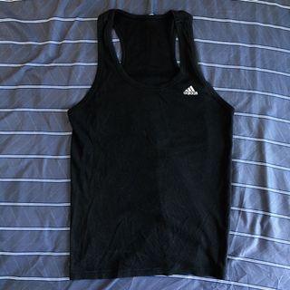 Adidas 背心 無袖