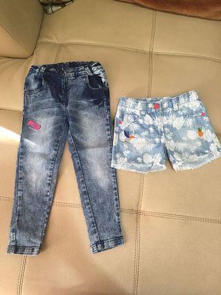 JSP jeans size 24m (take all)