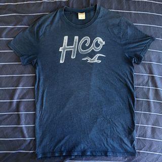 Hollister 短袖 T-shirt t恤
