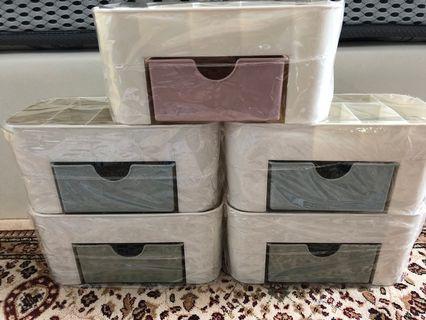 Skincare and Makeup Storage Box