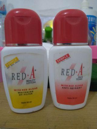Sample dr Red-A