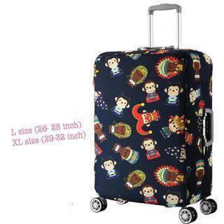 [Promotion!] Monkey Luggage Cover