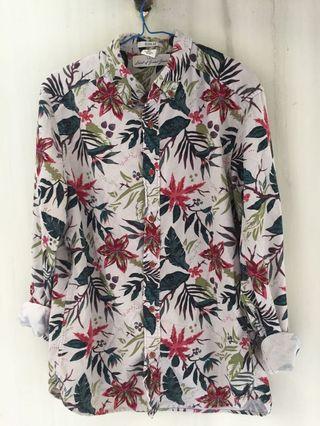Corduroy Regular Shirt