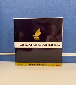"""[ Aviation 400 ]   新加坡航空 Singapore Airlines A350-900 9V-SMF """"10,000TH AIRBUS AIRCRAFT"""" Livery"""